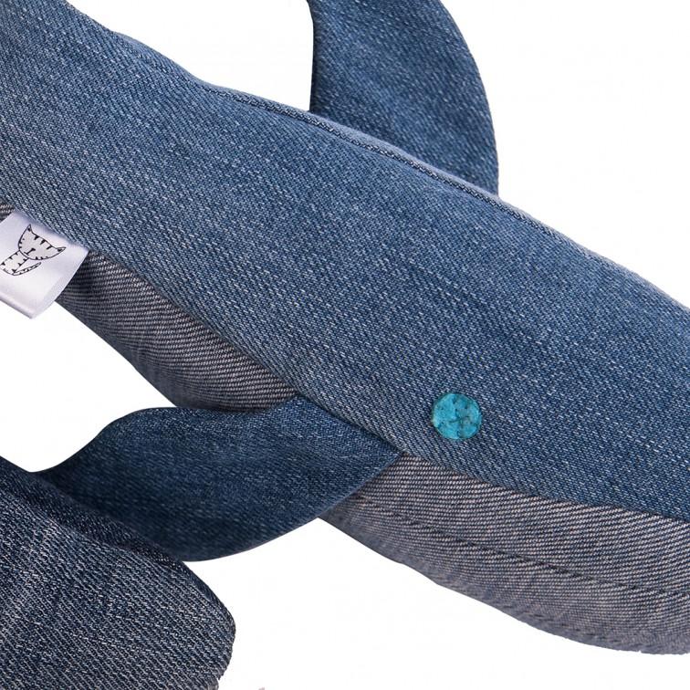 Кит джинсовый