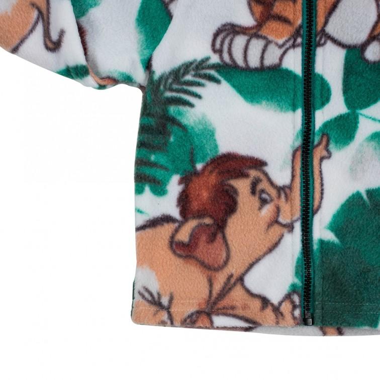 Кофта флисовая Маугли